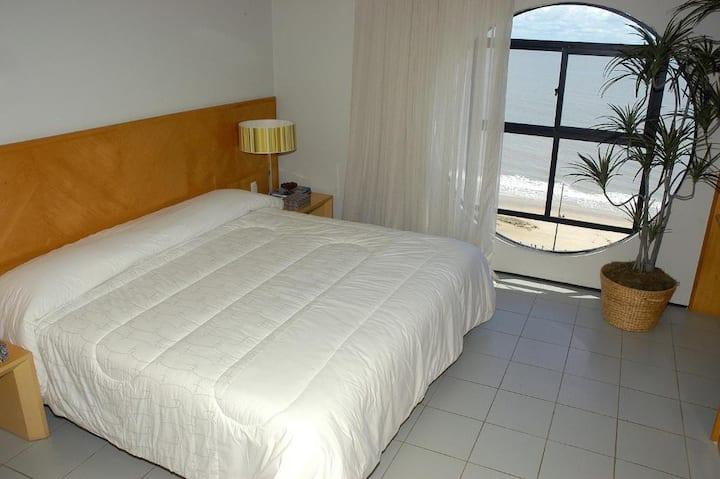 Tarrafas Hotéis - Quarto com vista para o mar