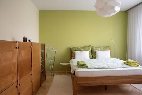 2 magamistoaga korter 2 privaatse parkimiskohaga