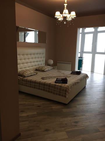 Апартаменты - с видом на Машук, дуэль Лермонтова