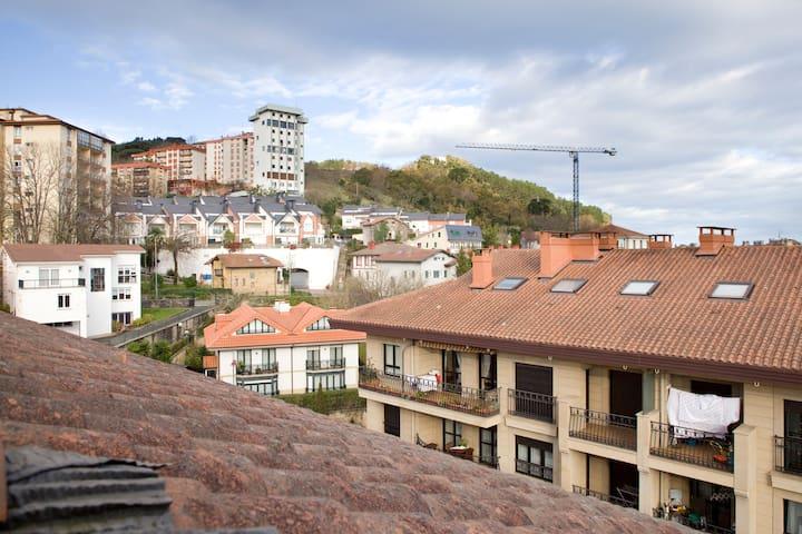 Vista desde el tejado