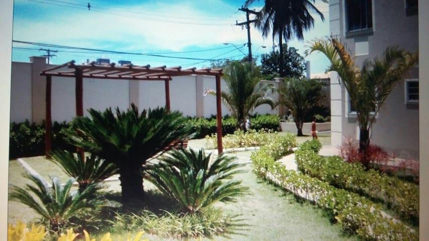Apto térreo com jardim privativo! - Lauro de Freitas - Appartement