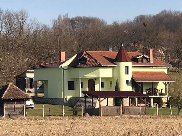 Holiday Home Vila Rodjak sa sela