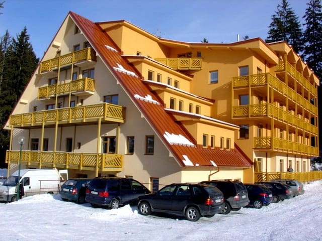 ski apartment Donovaly mountains close 2 ski slop - Donovaly - Διαμέρισμα