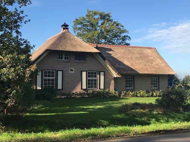 Gastenverblijf gelegen in Beemte Broekland