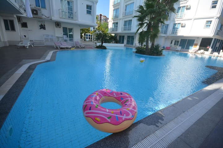 Exclusive Apartment's with big pool (3 Person)