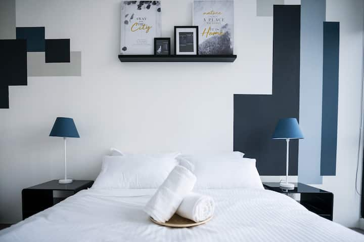Modern Cozy Renovated Loft - UrbanNest@EST Bangsar