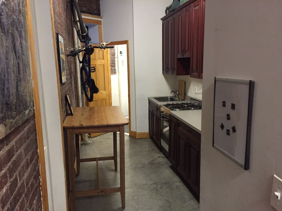 Hells kitchen ground fl 1 bedroom appartamenti in for Affittare appartamento a new york