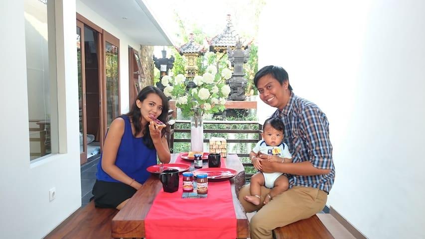 Kamar + Sarapan Gardenia Denpasar