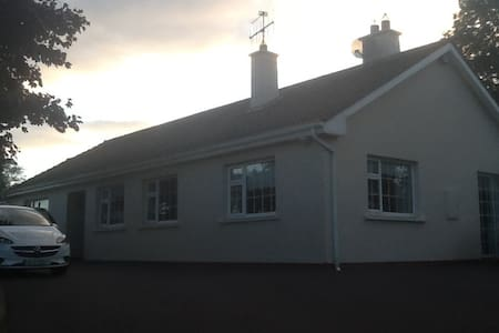 Knockboy Carrignavar, Co Cork Irela - Co Cork - Bungalow
