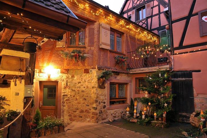 Maison de charme, la Mignonnette