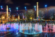 1.7 Miles to Centennial Olympic Park