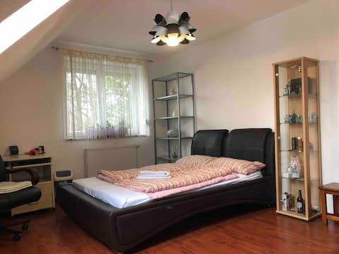 Room 1- Gemütliches Zimmer a.d.Ilmenau/Zentrumnah.