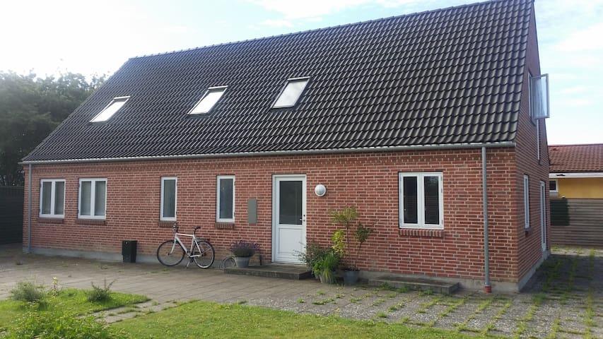 6 bed room house next to Congress Center/metro - Copenhague - Maison