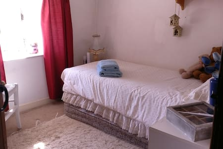 Cosy room on Offa's Dyke, Black Mountains - Llangattock Lingoed - Bed & Breakfast
