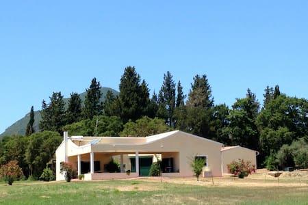 Relax nel verde tra due mari - Agios Mattheos - Villa