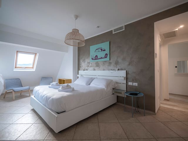 Living Suite Apartament Fronte Mare