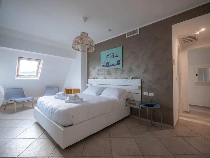 Living Suite Apartament Fronte Mare