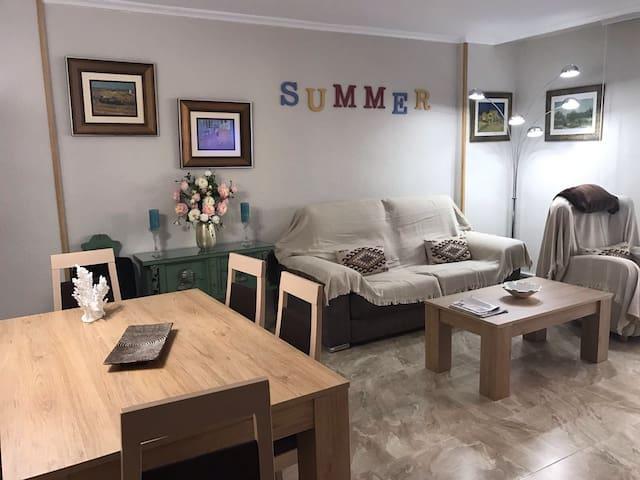 Apartamento en la playa de Guardamar del Segura - Guardamar del Segura - Huis