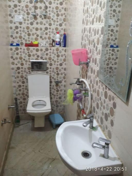 western style toilet