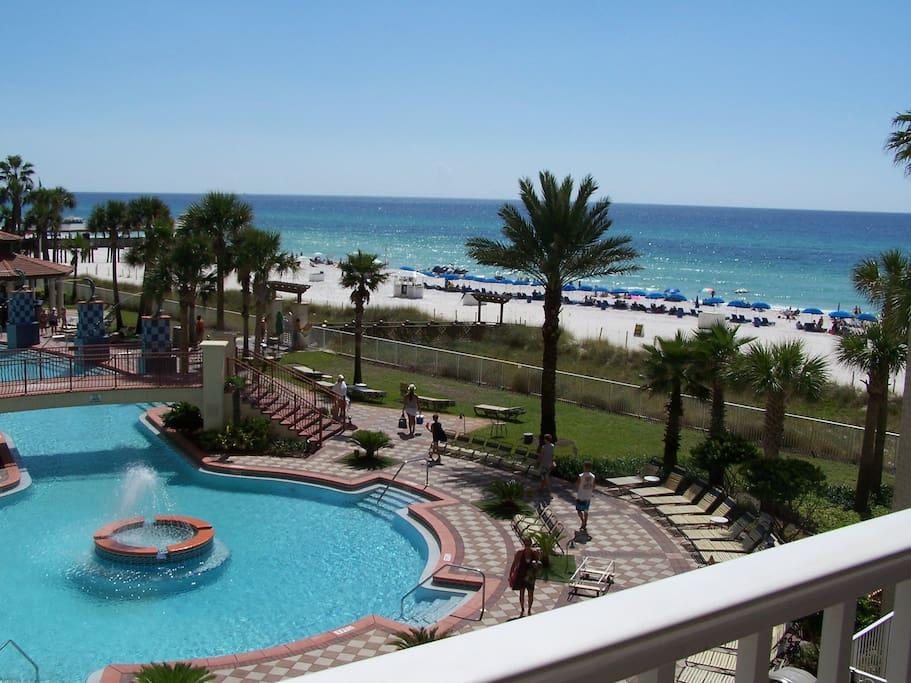 Beachfront Condo For Rent Panama City Beach Fl