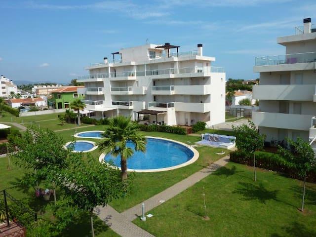 Apartamento en la Playa de les Deveses (Denia)