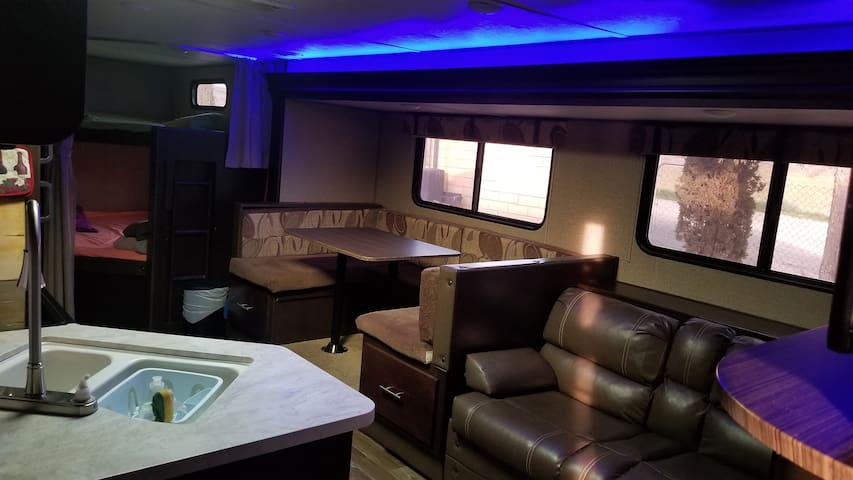 Private RV in Wine Country !
