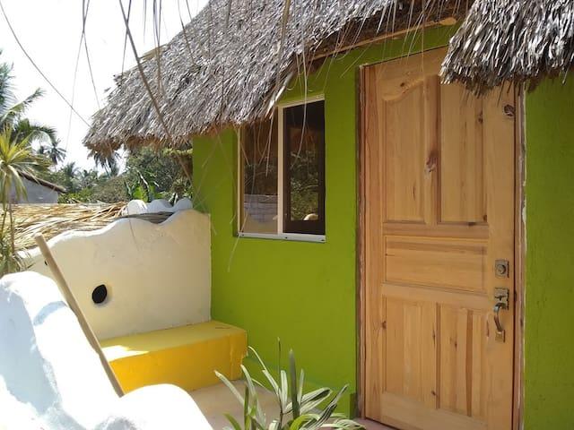 Casa de los Perros - Cabaña Verde