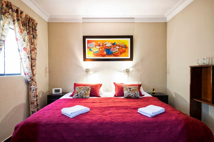 Casa Lince - Private room with Queen bed fast wifi