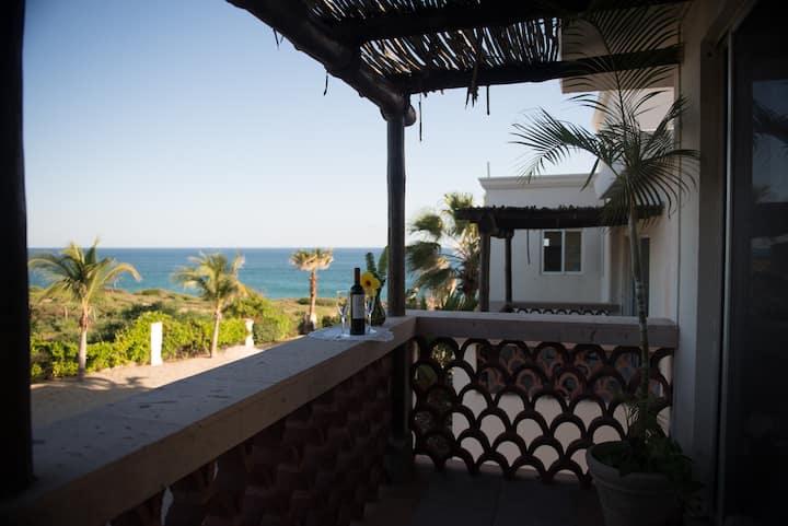Casa Farolito, overlooking sea of cortes