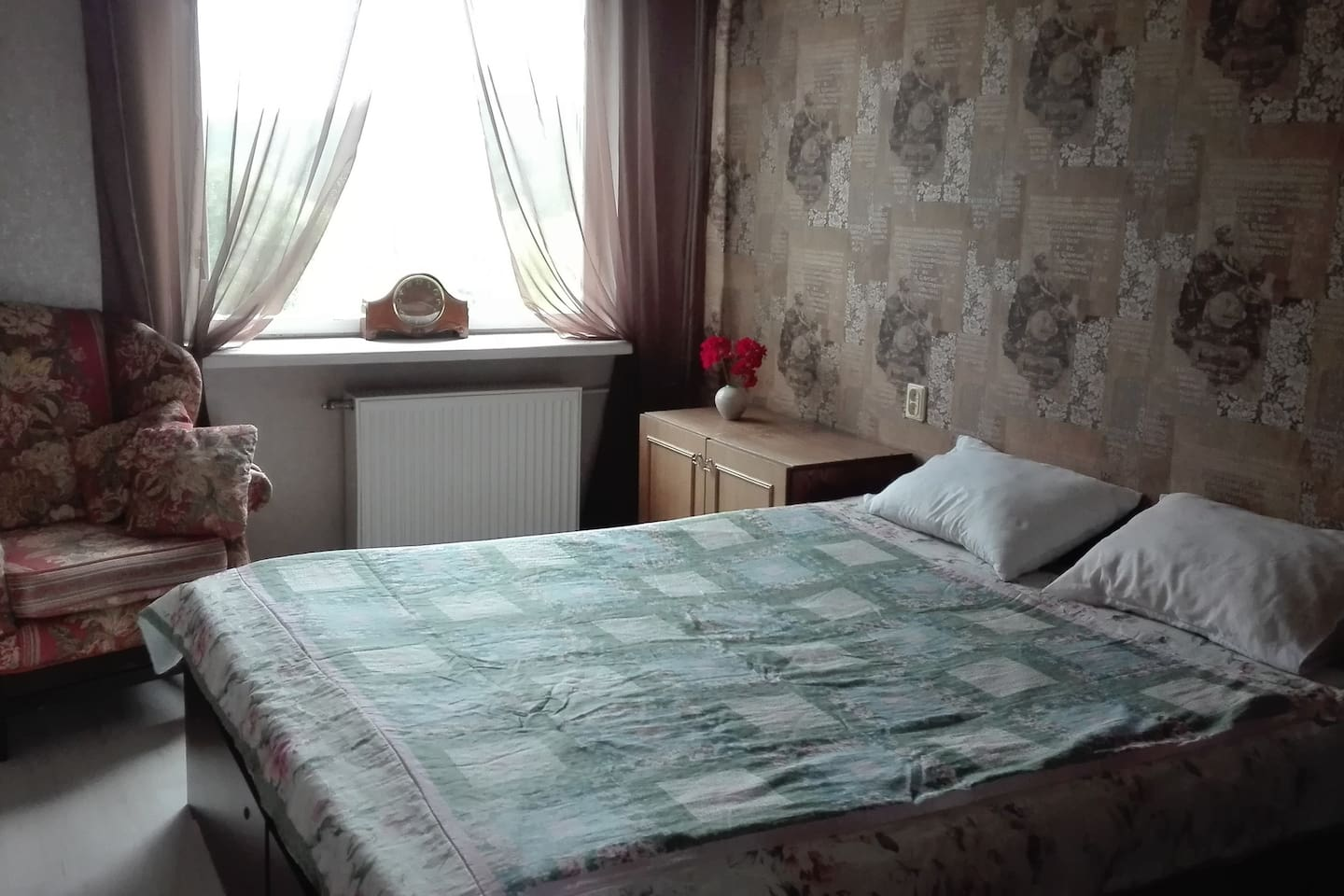 A room for two