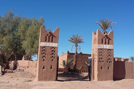 Séjour magique à la porte du désert