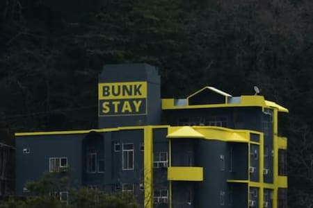 Bunk Stay - Backpacker's Hostel - Ришикеш
