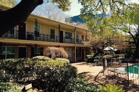 Greenway/Upper Kirby Cozy Condominium - Houston - Byt