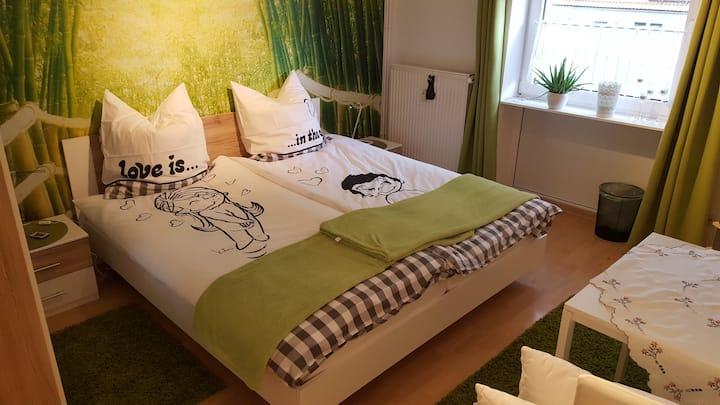 Modernes 1 Raum Apartment, ca 22 qm, Nichtraucher