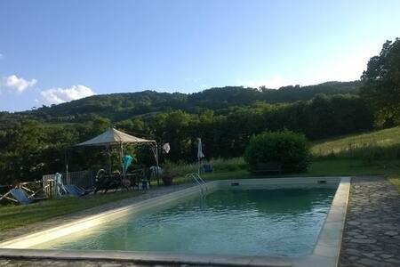 Casa Vacanze Anthea a Torre Gentile - Todi - House