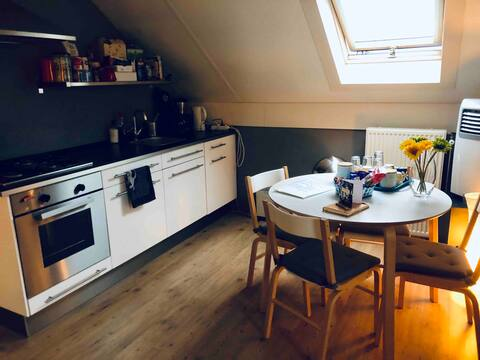 A Home away from Home! Private Airbnb Studio, Max4
