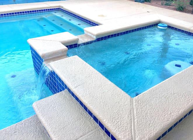 Holiday House with pool in Vegas - Las Vegas - Ház