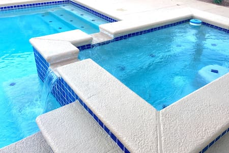 Holiday House with pool in Vegas - Las Vegas - Haus
