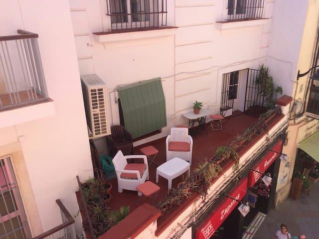 Apartamento Centro Jerez