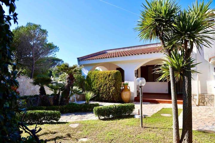 Villa Marbi a 80 m dal mare