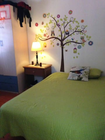 Private room in beautiful Gamboa - Gamboa - Hus