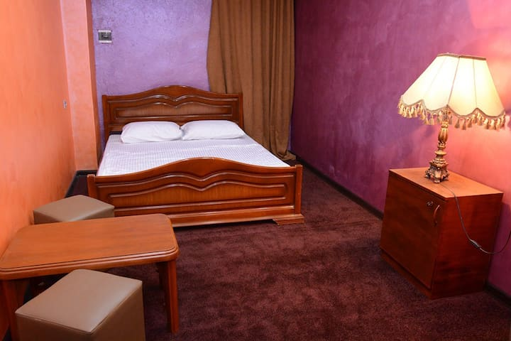 Cozy Double Room  in a Hotel & Hostel