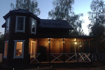 Новый дом в пригороде - Митяево