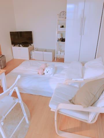 Adorable Studio in Anseong