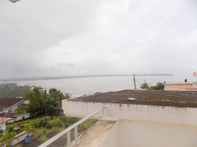 Ocean View 2 bedroom Villa :CM068 - Nerul - 公寓