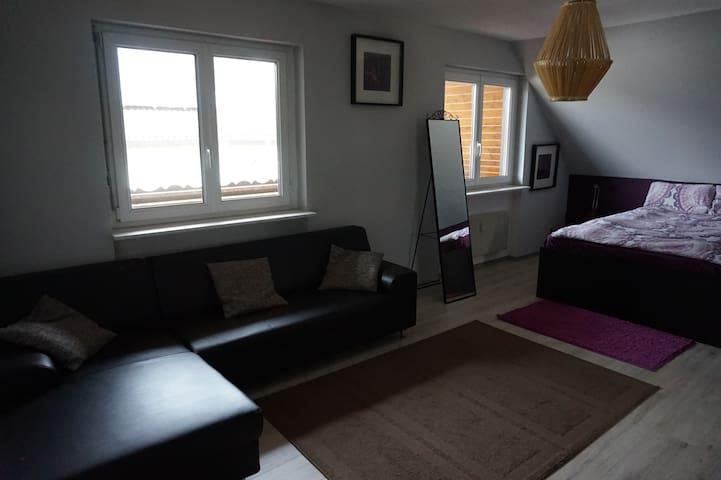 80qm apartment in Istein