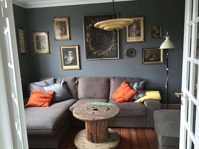 Cozy close to center of Cph - Kopenhagen - Haus