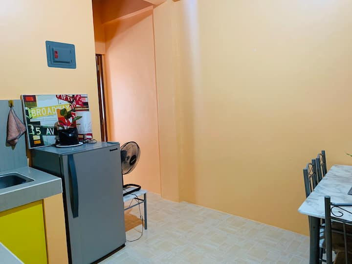 1 Bedroom for Daily Rent in Taguig near Mckinley