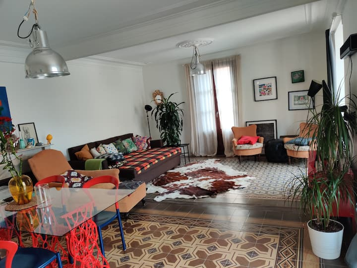 Design Large Double Room with balcony