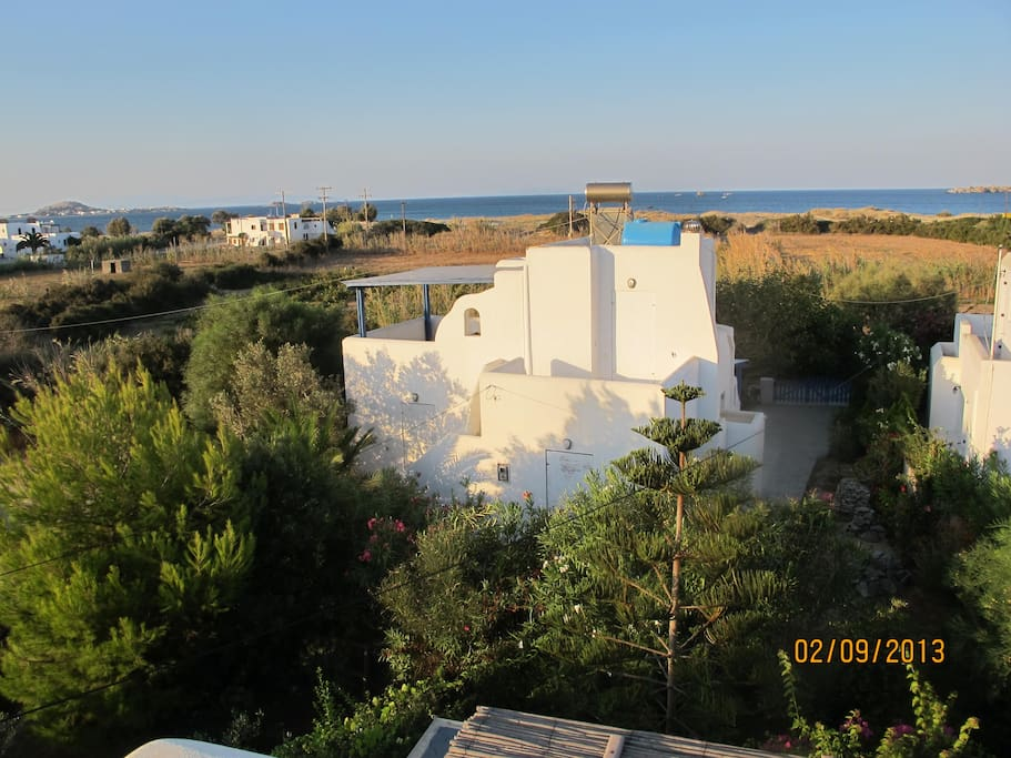 200 meters from the beach case in affitto a for Case in affitto grecia sul mare